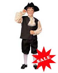 John Adams Colonial Costume for Kids
